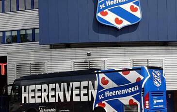 Sc heerenveen touringcar 2