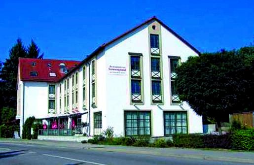 Hotel Soehnel vooraanzicht