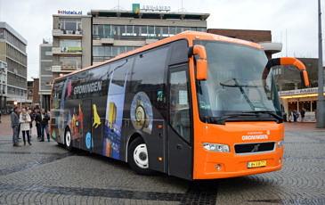 Er gaat niets boven Groningen bus