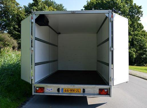 Bagagewagen touringcar