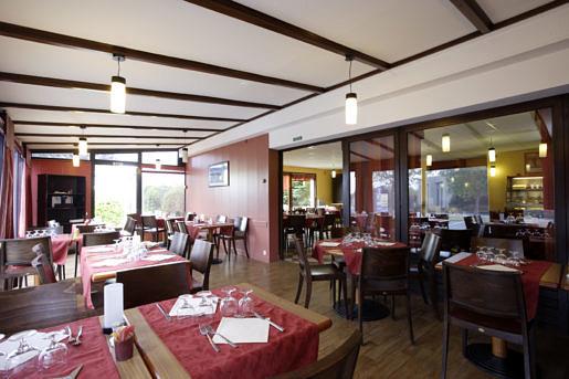 Kyriad Caen Mémorial restaurant
