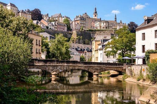 Luxemburg city