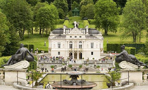 Schloss Linderhof Aystetten