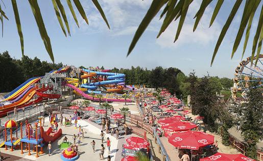 Avonturenpark Hellendoorn Aquaventura
