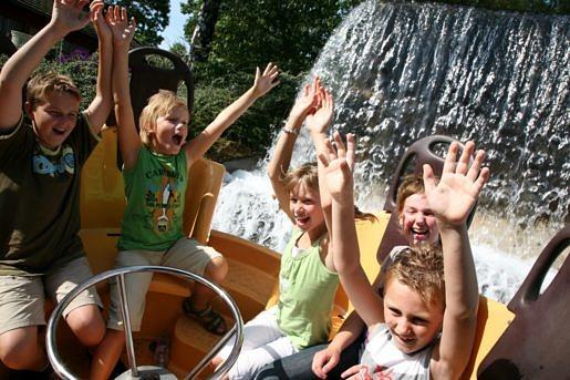 Avonturenpark Hellendoorn Waterbaan