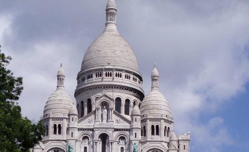 De basilique du Sacré-Cœur