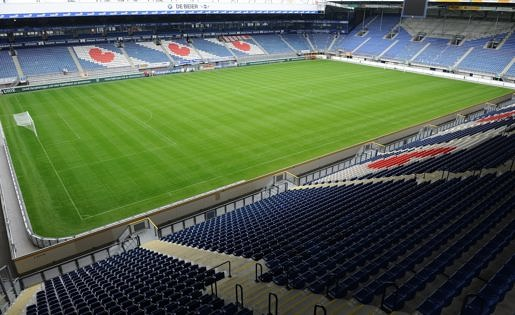 Veld Abe Lenstra stadion