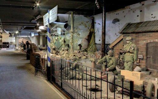 Schoolreis Museum WOII