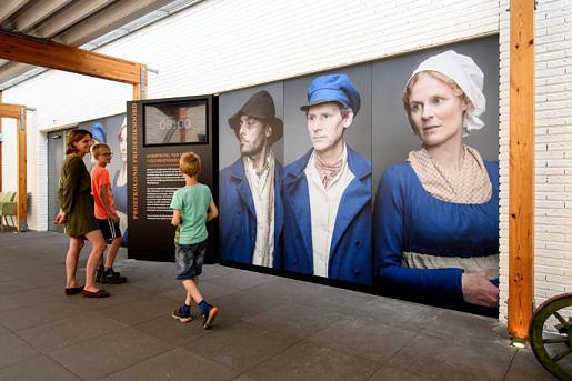 Museum proefkolonie lr