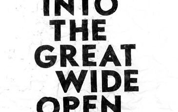 Into the great wide open LOGO