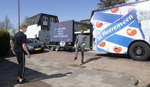 SC Heerenveen on tour - 2