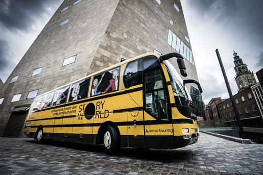 Story world bus